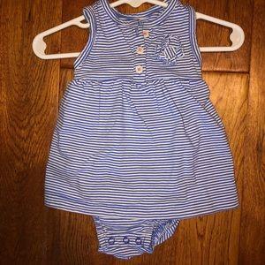 Other - 6 month onesie dress
